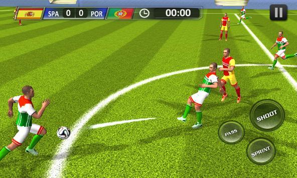 Real Football 2018 screenshot 3