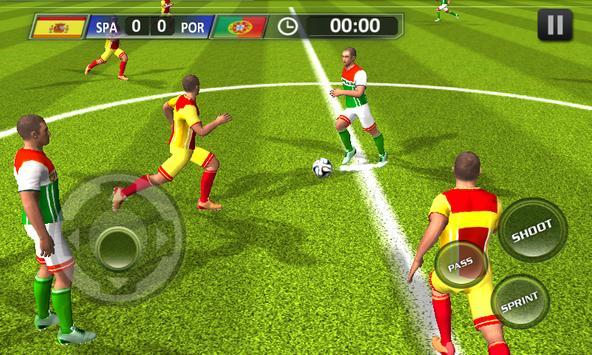 Real Football 2018 screenshot 2