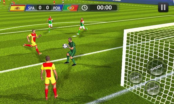 Real Football 2018 screenshot 4