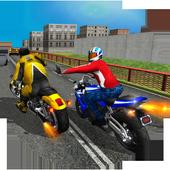 Real Traffic Bike Rider icon