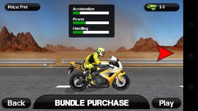 Real Traffic Bike Rider apk screenshot