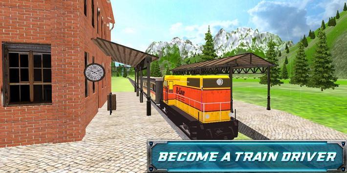 Train Simulator Euro 2016 poster