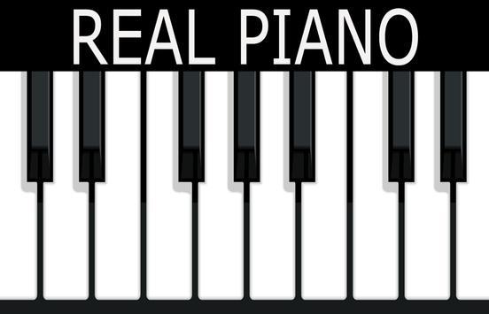 Real Piano 2017 poster