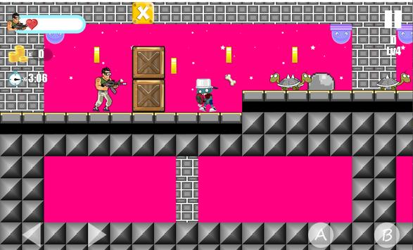 Super Oscar Zombie screenshot 4