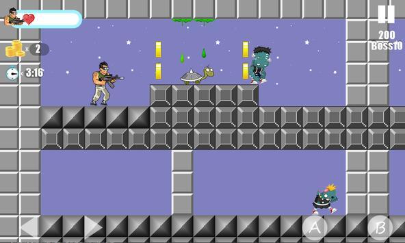 Super Oscar Zombie screenshot 2