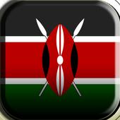 3D Kenya Live Wallpaper icon