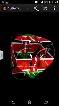 3D Kenya Live Wallpaper screenshot 1