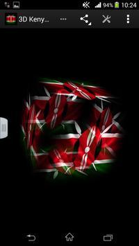 3D Kenya Live Wallpaper screenshot 2