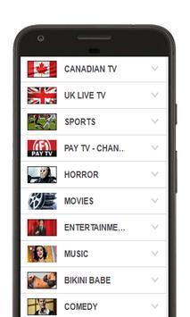 TV App : Live TV, Mobile TV. apk screenshot