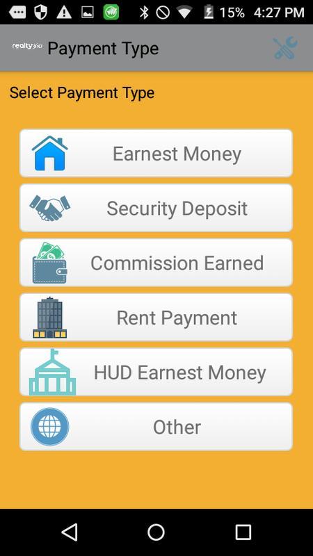 Realty 360 Pay bài đăng Realty 360 Pay ảnh chụp màn hình 1