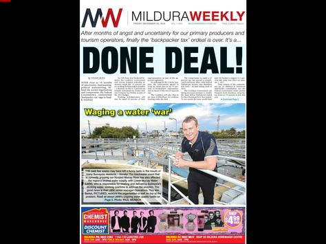 Mildura Weekly apk screenshot