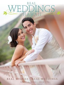 Real Weddings Hawaii poster
