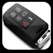 مفتاح السيارة icon
