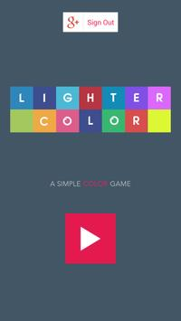 Lighter Color - Amazing Color poster