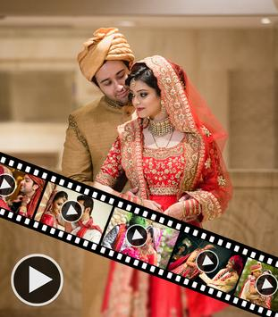 Marriage Video Maker With Song apk screenshot