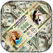 Money Photo Frame icon
