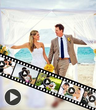 Anniversary Video Maker With Music poster