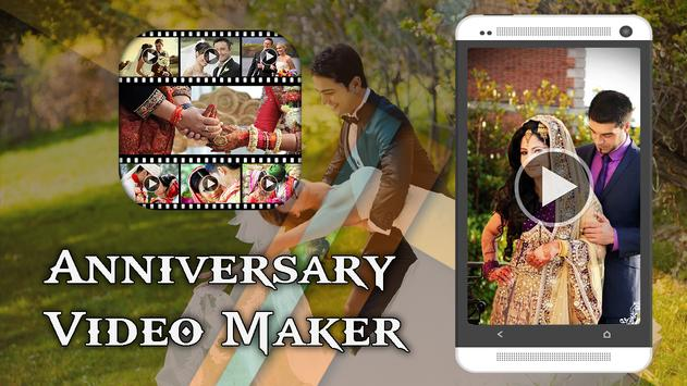 Anniversary Video Maker With Music apk screenshot
