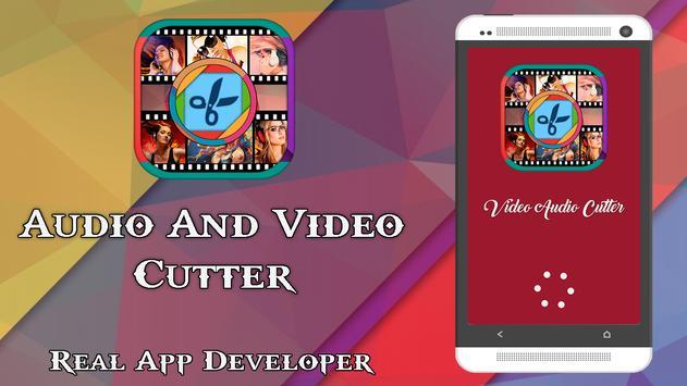 Audio Video Cutter poster