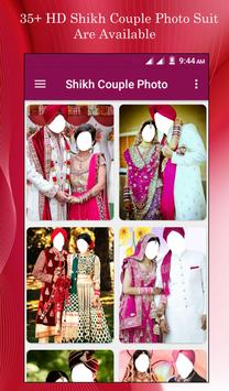 Shikh Couple Photo Suit poster