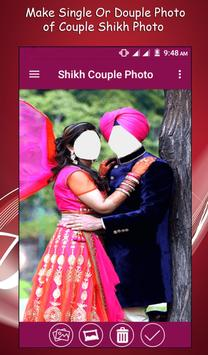 Shikh Couple Photo Suit apk screenshot