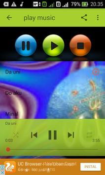 Kumpulan Lagu Sholawat Gus Azmi apk screenshot