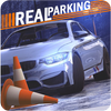 Real Car Parking أيقونة