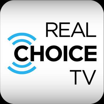 Real Choice TV poster