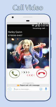 Chat With Harli Quinn  - prank screenshot 5