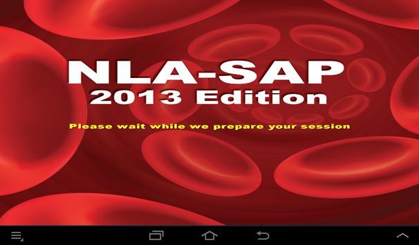 NLA-SAP poster
