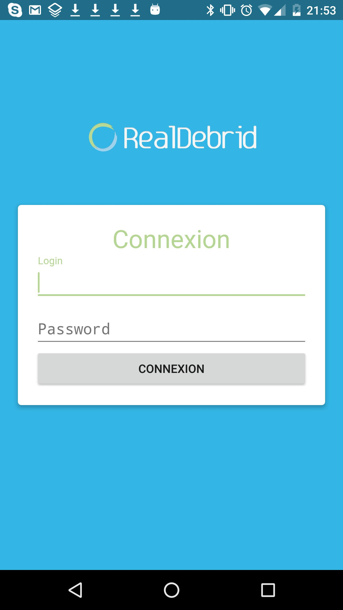 Real-Debrid for Android - APK Download