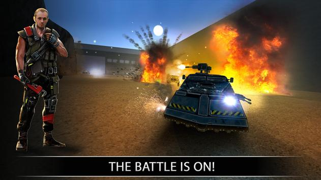 Army Truck 3D - Military Drive poster
