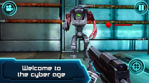 Cyber Age 3D poster