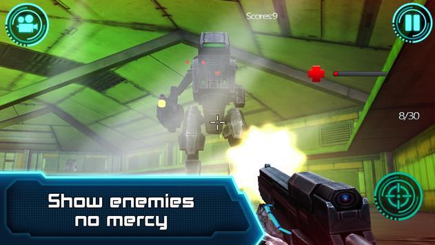 Cyber Age 3D apk screenshot