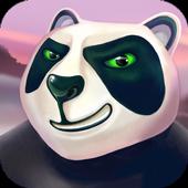 Fighting Panda 3D icon
