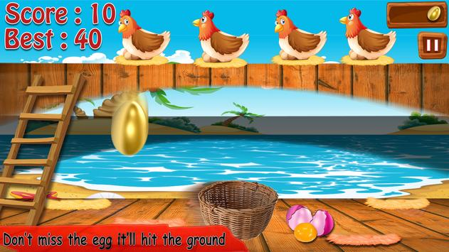 chicken egg catching game free download for pc