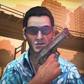 Real Auto Crime Simulator 3d icon