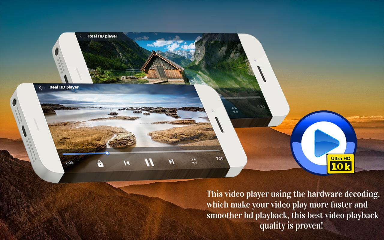 Real HD Player for Android - APK Download