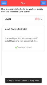 Fitalize apk screenshot