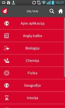 Formulės moksleiviams apk screenshot
