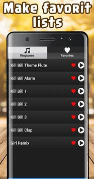 ringtones kill bill theme