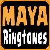 Maya Ringtone free icon