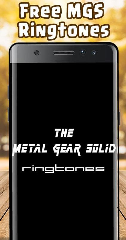 metal cover ringtone download
