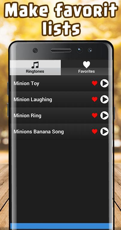 Minions Ringtone Free for Android - APK Download