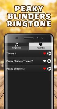 Peaky Blinders Ringtone screenshot 4