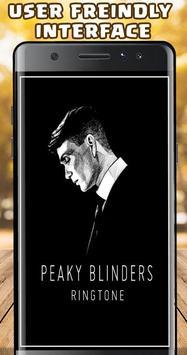 Peaky Blinders Ringtone poster