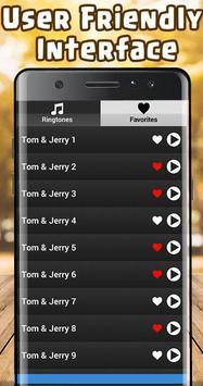 Tom and Jerry Ringtones screenshot 2