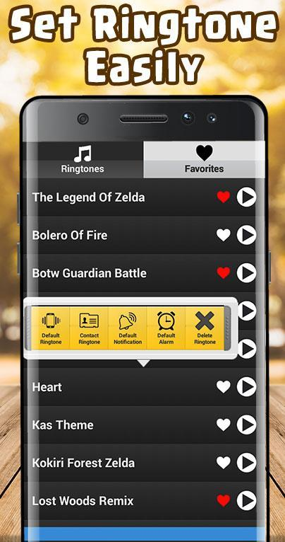 Zelda Ringtones Free for Android - APK Download