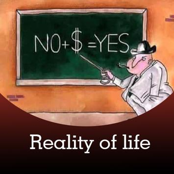 reality of life poster