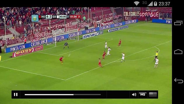 Fútbol para todos los gustos screenshot 3
